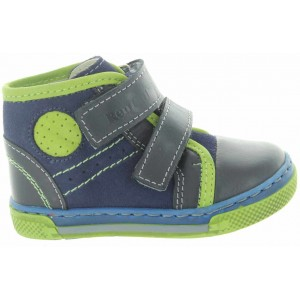 Ankle high tops for foot orthopedic correction
