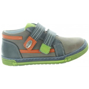 Kids with turned ankles orthopedic boots