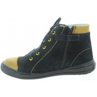Virgola Black - Special Sneakers for a Child