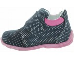 Orthopedic shoes for tippy toes baby girls