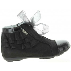 Leather boots toddler