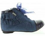 Toddler leather boots ankle high