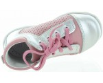 Child ankle support walking shoes