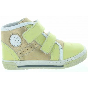 Arched boots for toddlers yellow high tops
