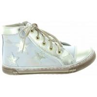 Senta Gold - Orthopedia Girls Shoes High Top Boots