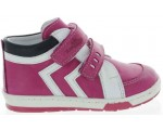 Babies with hard bottom walking shoes