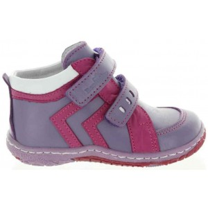 Purple shoes for kids that are special