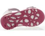 Orthopedic baby girl sandal from Europe