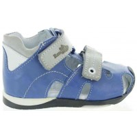 Halibut Blue - Corrective Toeing Sandals for Child
