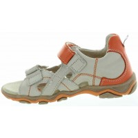 Jomer Beige - Foot Forming Sandals for Kids Good Arches