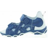 Jomer Blue - Custom Orthodics Sandals for Kids