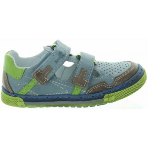 Boys high instep closed toe summer shoes