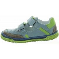 Rodi Blue - Toddler Sandals for High Instep Boys