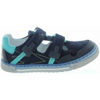 Rodi Navy - Closed Back Sandals for Boys