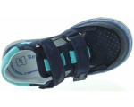 Sandals for boys with closed back