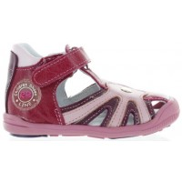 Cadillac Fuschia - Toddler Ankle Support Sandals Europe