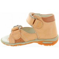 Inga Orange - Shoes for Toe Walkers with Ankle Support