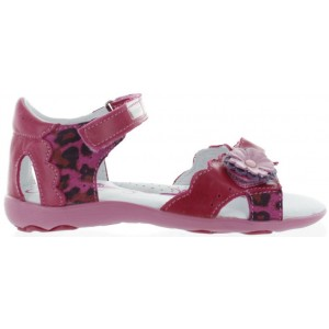 Girls sandals with ankle pronation that are posture corrective