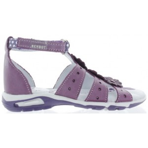 Correction sandals for pigeon toes in girls