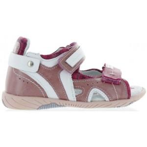 High back support for kids sandals