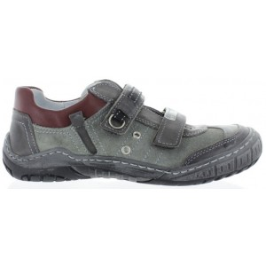 Child quality footwear with arches