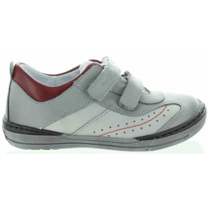 Boys leather shoes with good arch wide width