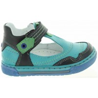 Jindal Blue - Baby Feet Turned Out Correction Shoes