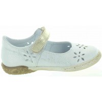 Gambia Gold - Flat Feet Support Girls High Tops