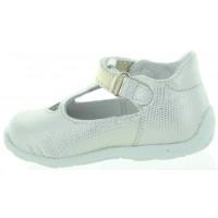 Janeta Silver - Posture Corrective Girls Sandals