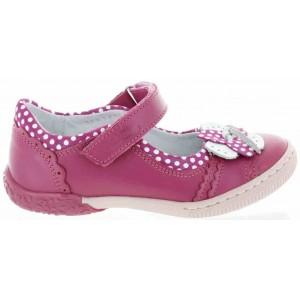 Children leather shoes for hyperpronation