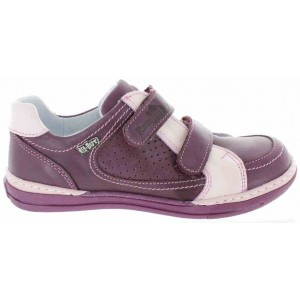 Shoes for girls with good support made with natural leather