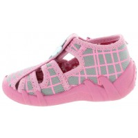 Heria Pink - Stable Walking Canvas for Baby
