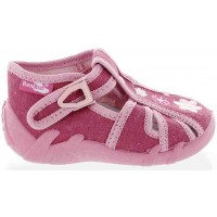 Angelina Pink - Canvas Orthopedic Baby Shoes with Good Arch
