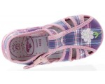 Correction slippers for a toddler that is pigeon toe