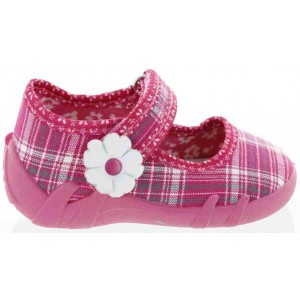 Baby slippers for high instep