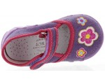 Walking house shoes for baby girls