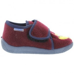 Baby with good arch wool slippers