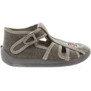 New walking baby boy canvas shoes