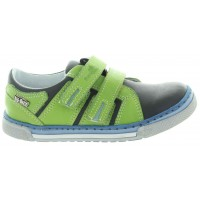 Luren Green - Casual Shoes for Child with Arches