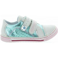 Samoa Blue - Orthopedic Sneakers Best for Wide Feet and High Instep