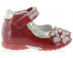 Mary janes for baby with low foot arches