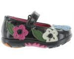 Girls toe in fix footwear