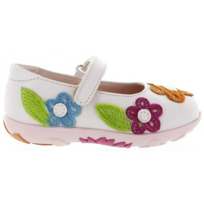 Girls shoes from Italy soft leather