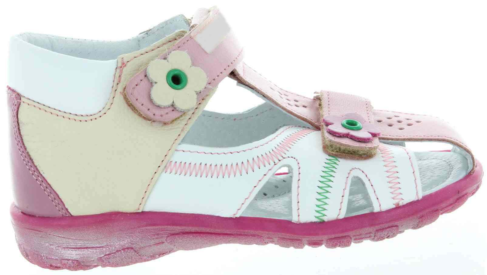 Kids sandals for flat foot support